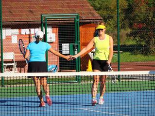 Journée pour la promotion du tennis féminin  le dimanche 22 avril 2018