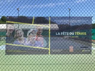 Fête du tennis : un super moment de convivialité !