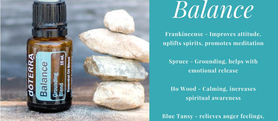 Balance- Grounding Blend