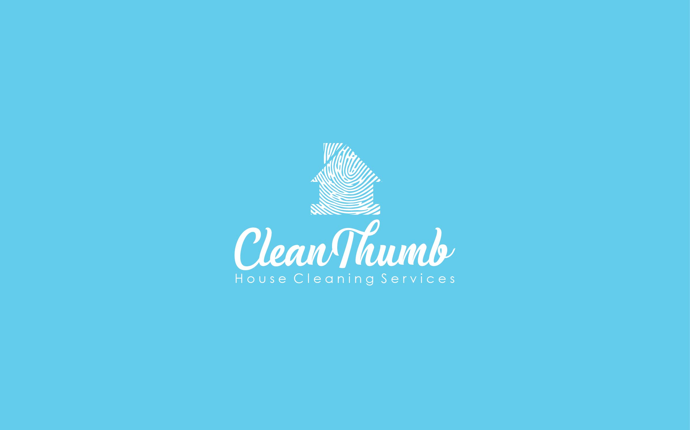 Jourjious Design - Clean Thumb Logo