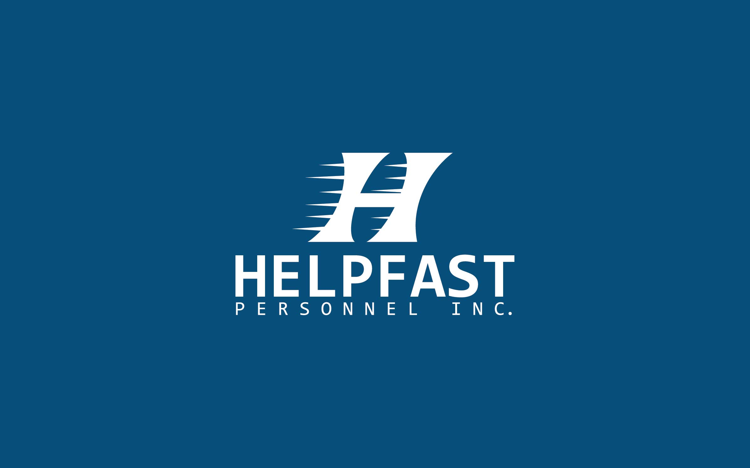 Jourjious Design - HelpFast logo.