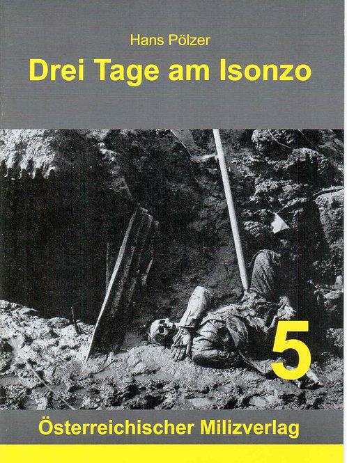Drei Tage am Isonzo