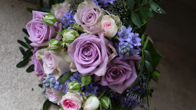 Late Spring Posy