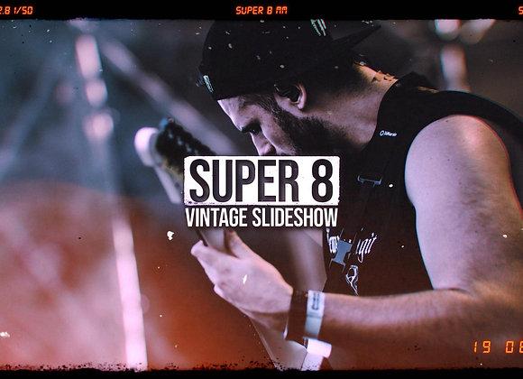 Super 8 Vintage Slideshow
