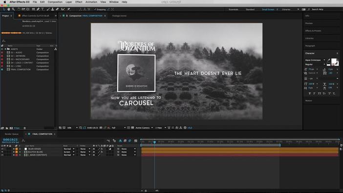 Dark Woods (Video Tutorial)
