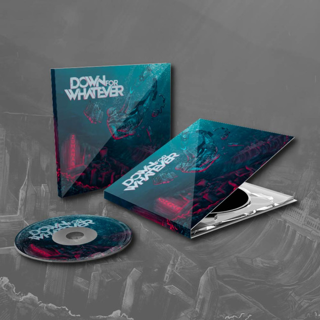 """ZUHANÁS"" CD"