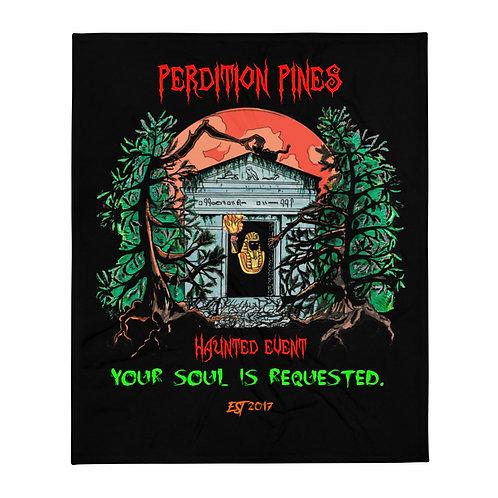 Perdition Pines Blanket
