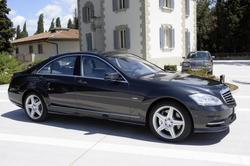 Mercedes Benz S-550