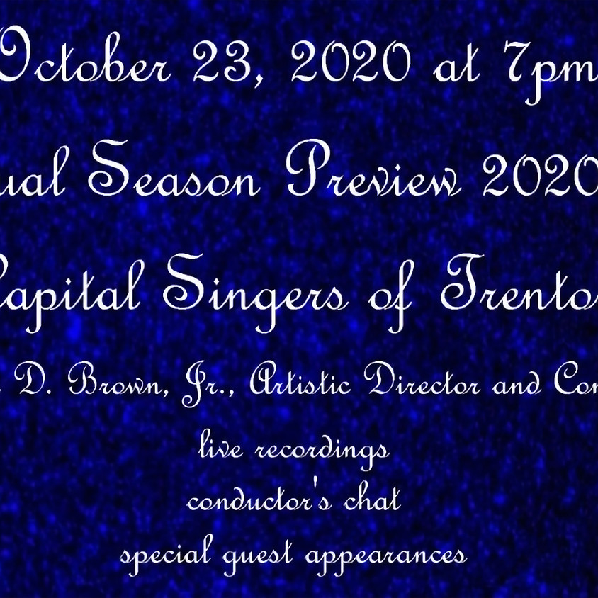 3rd Annual Donor Reception & Season Preview