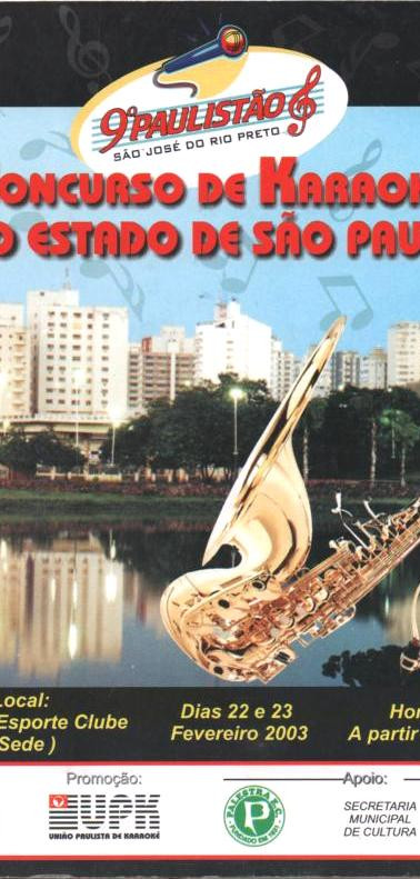 IX Paulistão - São José do Rio Preto