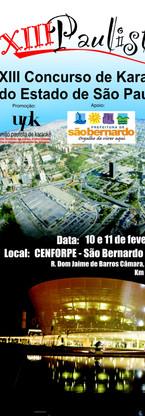 XIII Paulistão - São Bernardo do Campo
