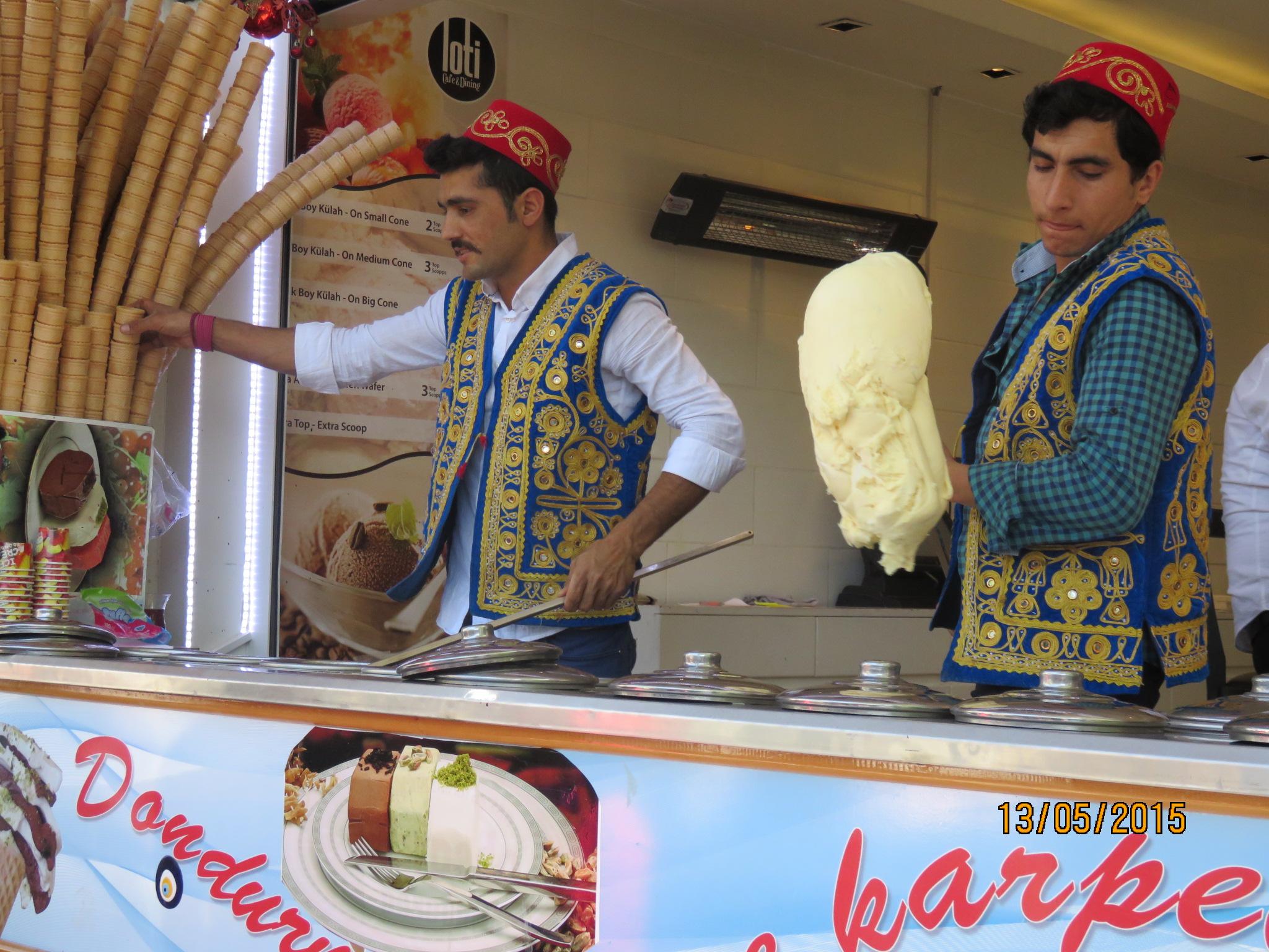 Dondurma maker