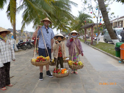 Fruit Sellers Hoi An