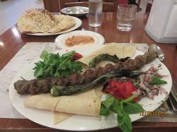 Oruk Kebab at Ciya
