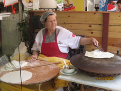 making pide