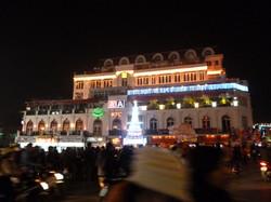 Xmas eve Hanoi