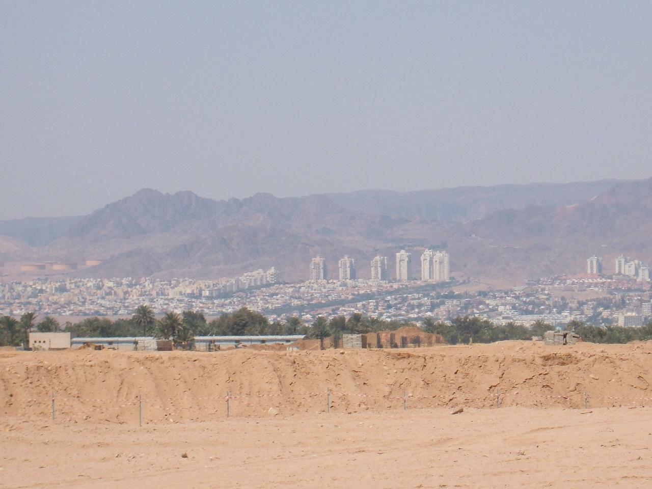 Aqaba and Israel