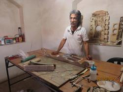 Bone worker - Shiraz