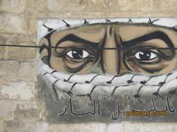 Nablus street art