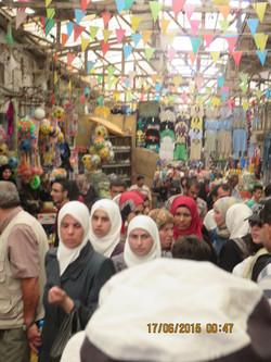 Nablus markets