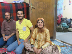 Home Stay - Anne and Mehdi