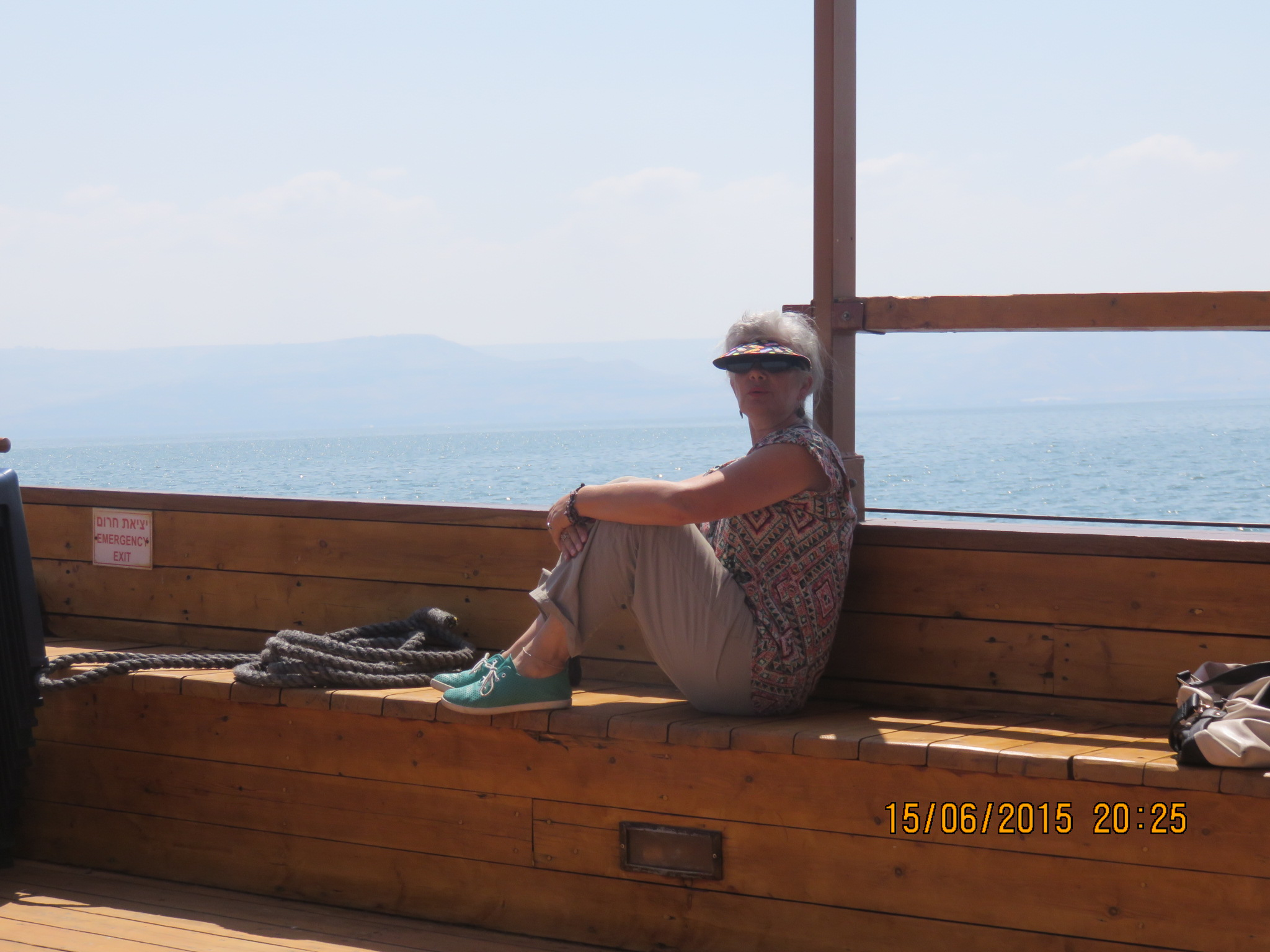 On the Galilee