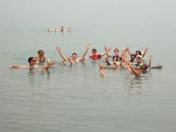Dead Sea Synchronised Swimming