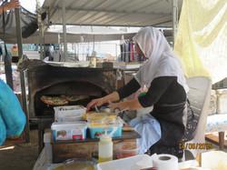 Druze pizza
