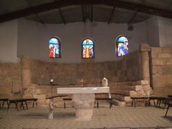 Mount Nebo Inside the church