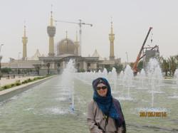 Ayatollah Khomeinis Tomb