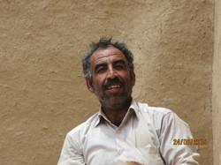 Brick layer Yazd