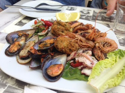 the best seafood platter
