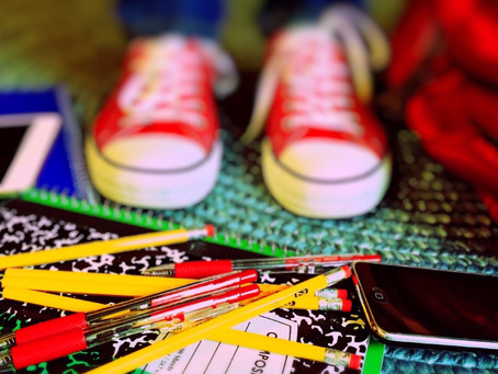 Back to School? Tips and Tricks to Maintain Your Sanity