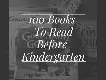 Summer Reading {Starting Little Ones Early}