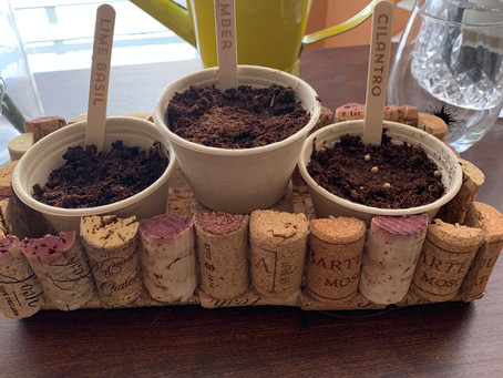 Repurposing Wine Corks