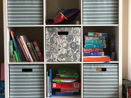 5 Easy Tips for Home Organization
