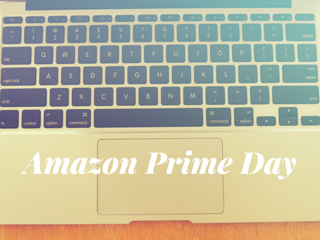 {An Amazon Christmas} It's Prime Day!!!
