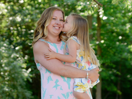 Confession: My Daughter Gets the Best of Me