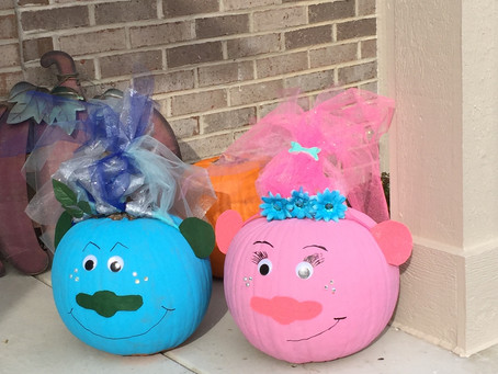 How to Make Trolls Pumpkins in Time for Halloween: Easy DIY Steps