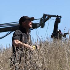 Stunt Coordinator Mark Harris