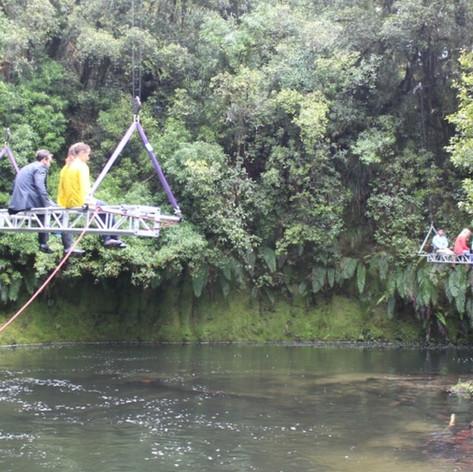 Stunt rigging