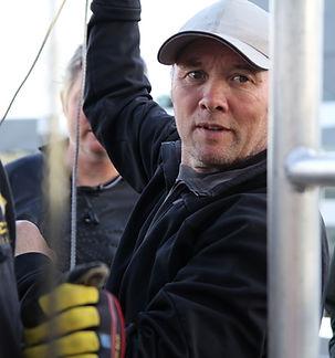 Mark Harris, Stunt Coordinator, Stunt Rigger, New Zealand