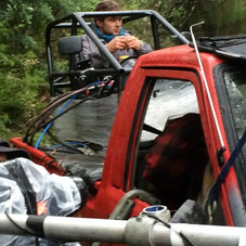 Stunt Driving POD Hunt For The Wilderpeople