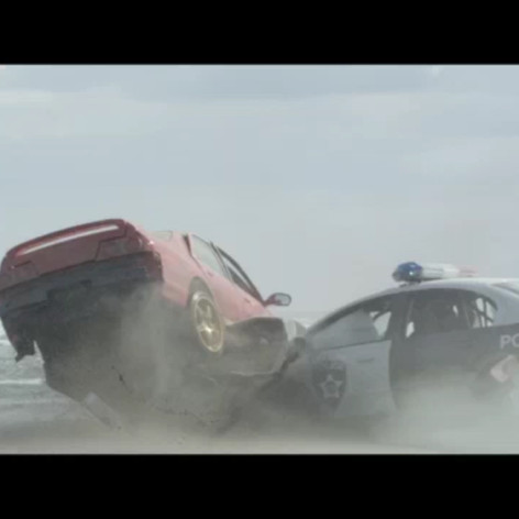 Stunt Pipe Ramp