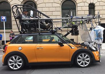 Stunt Driving Pod
