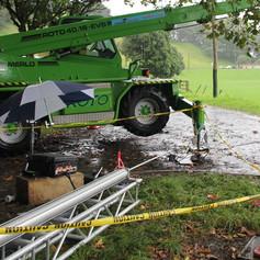 Stunt rig ratchet car NZ