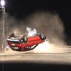 Stunt Canon Rollover