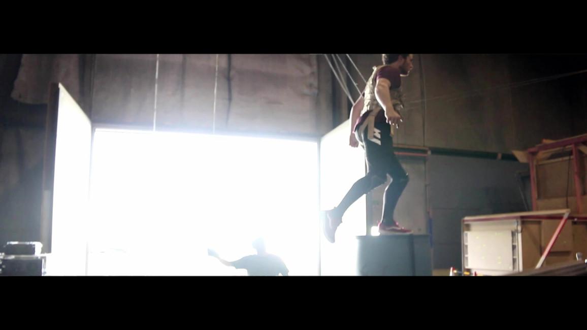 Stunt winch