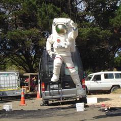 Stunt Rig zero gravity