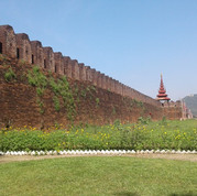 The Royal Palace and Fort
